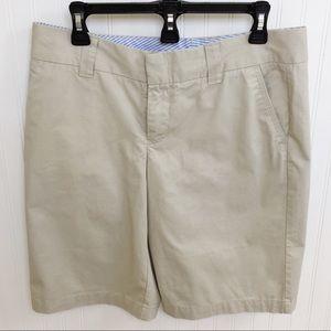 Tommy Hilfiger NWT Shore Khaki Bermuda Shorts - 10